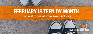 february is teen dv month