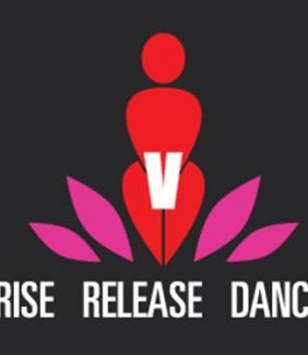 One Billion Rising Logo: Rise, Release, Dance
