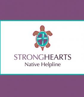 StrongHearts logo