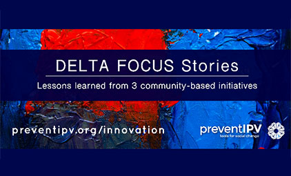 DELTA FOCUS Stories: Lessons learned from 3 community-based initiatives