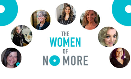 The Women of NO MORE