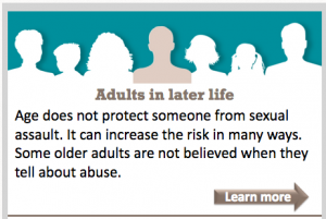 sexual violence in later life