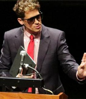 Self-described troll and conservative writer Milo Yiannopoulos resigned from Breitbart News on Feb. 21, but his far-right speeches and provocative comments aren't going anywhere. (Peter Stevenson/The Washington Post)