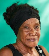 older African American woman