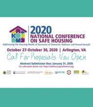 2020 National Conference on Safe Housing
